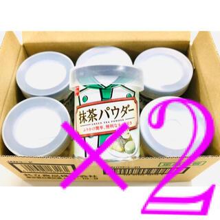 定価6480円‼️抹茶パウダー30g×12缶 手作りお菓子クッキー ケーキムース(菓子/デザート)