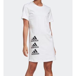 アディダス(adidas)の限定値引き!アディダス ワンピース(ひざ丈ワンピース)