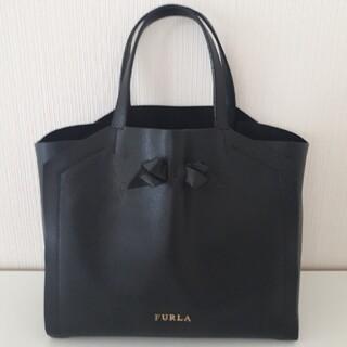 Furla - FURLA リボン ハンドバッグ