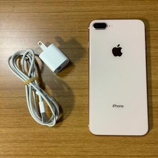 iPhone - iPhone8plus 国内版SIMフリー 256GB ローズゴールド