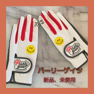 PEARLY GATES - パーリーゲイツ PEARLY GATES  手袋 ゴルフ レディース 韓国