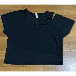 lululemon - ハワイ購入🏝美品‼︎ルルレモントップス黒