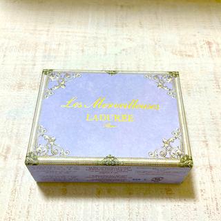 レメルヴェイユーズラデュレ(Les Merveilleuses LADUREE)のレ・メルヴェイユーズ ラデュレ メイクアップ パレット Ⅱ 102 新品 BOX(コフレ/メイクアップセット)