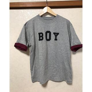 ビームスボーイ(BEAMS BOY)のBEAMS BOY ロゴ Tシャツ(Tシャツ(半袖/袖なし))