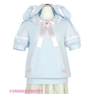 アンジェリックプリティー(Angelic Pretty)の最終値下げ!Easter egg カットソー(Tシャツ/カットソー(半袖/袖なし))