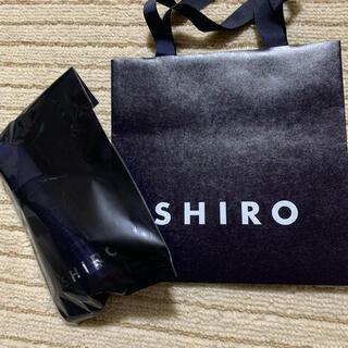 shiro - 新品未開封 shiro サボン ボディコロン シロ プレゼント ラッピング済