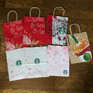 Starbucks Coffee - スタバ ショップ袋 セット