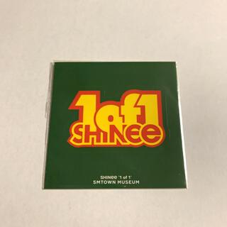 SHINee - SHINee 公式 ステッカー シール 1of1 sum