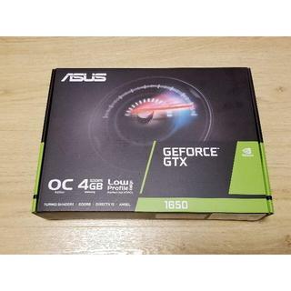 エイスース(ASUS)のASUS GTX1650 ロープロファイル(PCパーツ)