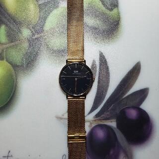 ダニエルウェリントン(Daniel Wellington)の腕時計 レディース(腕時計)