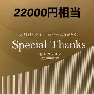 エヌティティドコモ(NTTdocomo)のdocomoクーポン 22000円相当分(その他)