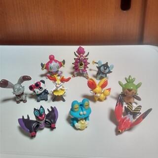 ポケモン - ポケモン ミニフィギア ゲットコレクションズ カロス地方11匹セット