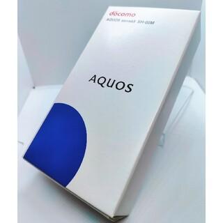 アクオス(AQUOS)のSIMフリー ドコモ SH-02M シャープ アクオス センス 3(スマートフォン本体)