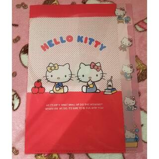 ハローキティ - クリアファイル キティ