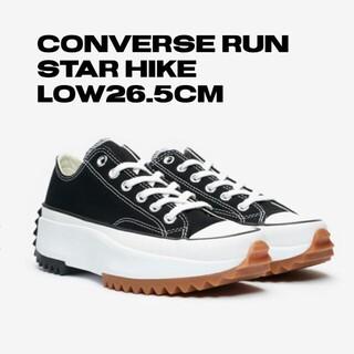 CONVERSE - Converse Run Star Hike Low 26.5cm