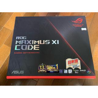 エイスース(ASUS)のASUS ROG MAXIMUS XI CODE Z390 正常動作品(PCパーツ)