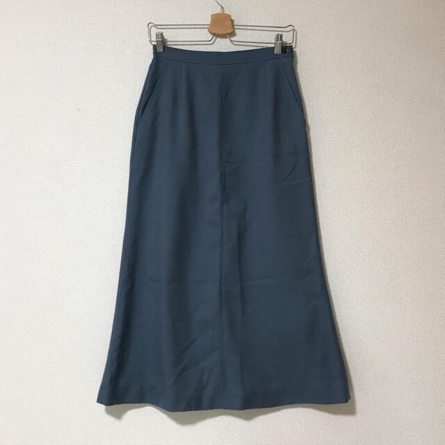 IENA SLOBE(イエナスローブ)の【美品】SLOBE IENA 完売スカート38サイズ レディースのスカート(ロングスカート)の商品写真