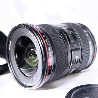 Canon - 【良品】Canon キャノン EF17-40mm F4L USM【動作確認済み】