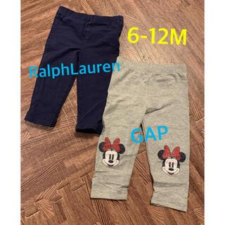 Ralph Lauren - RalphLauren・GAPパンツ2本★6-12M