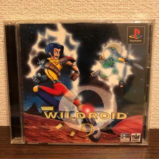 プレイステーション(PlayStation)のPS ワイルドロイド9 (家庭用ゲームソフト)