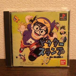 プレイステーション(PlayStation)のPS ドクタースランプ(家庭用ゲームソフト)