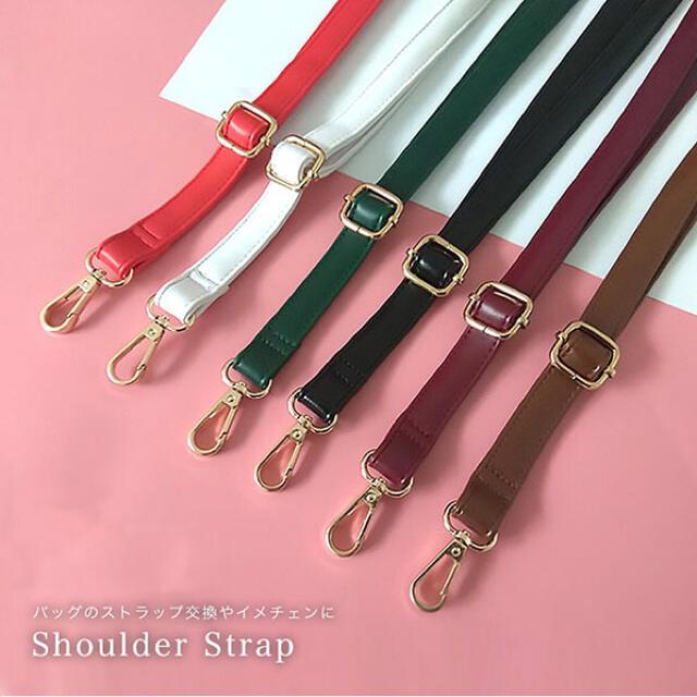 ショルダーストラップ レディースのバッグ(ショルダーバッグ)の商品写真