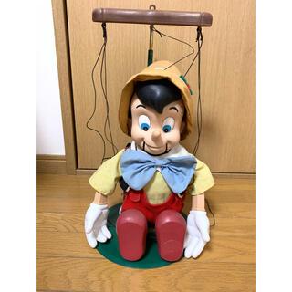 希少レア ディズニー ピノキオ 操り人形