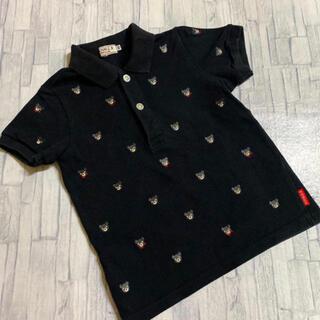 DOUBLE.B - 【お値下げ中】 ダブルビー ポロシャツ 100