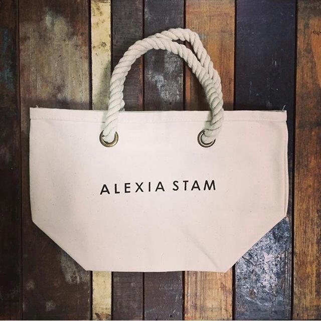 ALEXIA STAM(アリシアスタン)の専用 ALEXIA STAM ミニトート レディースのバッグ(トートバッグ)の商品写真