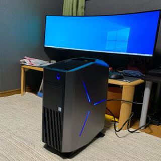 DELL - Alienware Aurora R5 RX5500XT ゲーミングPC