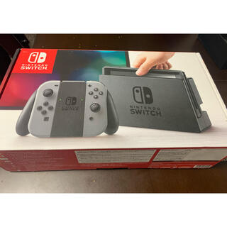 Nintendo Switch - 旧型中古Nintendo Switch  グレー ➕ おまけ