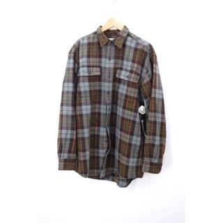 エルエルビーン(L.L.Bean)のL.L.Bean(エルエルビーン) 90S チェック柄コットンネルシャツ メンズ(その他)