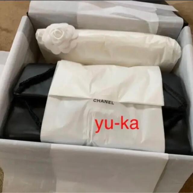 CHANEL(シャネル)の新作新品CHANELバッグ CHANELマトラッセ CHANELフラップバッグ レディースのバッグ(ショルダーバッグ)の商品写真