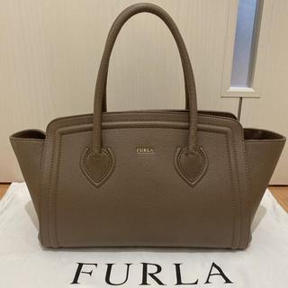 Furla - 【美品】FURLA フルラ カレッジトート 通勤バック