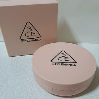 3ce - (ほぼ新品)3CE♡GLOW SKIN CUSHION グロウスキンクッション