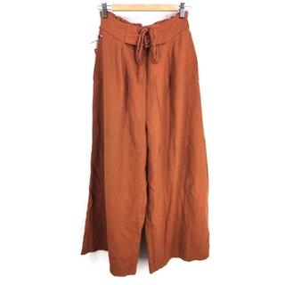 ダブルクローゼット(w closet)のw closet(ダブルクローゼット) ハイウエストワイドパンツ レディース(その他)