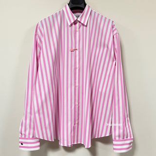 Hermes - 国内正規品 極美品 エルメス コレクション オーバーサイズ 長袖シャツ 2020
