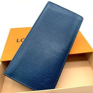 LOUIS VUITTON - 美品✨鑑定済⭐️LOUIS VUITTON ヴィトン エピ ブラザ 長財布⭐️