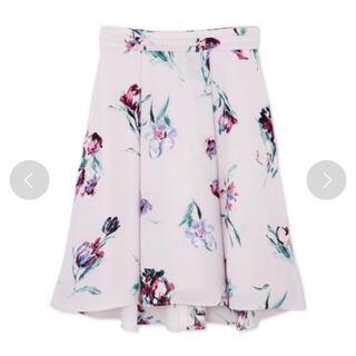 PROPORTION BODY DRESSING - プロポーションボディドレッシングブラッシュチューリップフレアースカート
