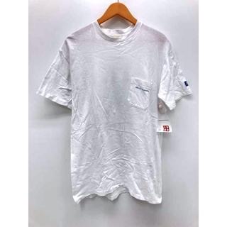 ヘリーハンセン(HELLY HANSEN)のHELLY HANSEN(ヘリーハンセン) バックプリントポケットTシャツ(Tシャツ/カットソー(半袖/袖なし))