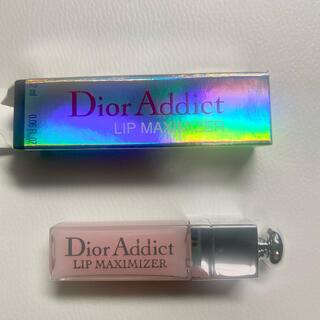 ディオール(Dior)のアディクト リップ マキシマイザー Dior(リップグロス)