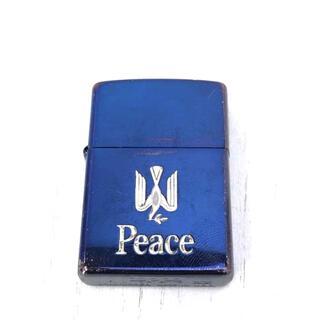 ジッポー(ZIPPO)のZIPPO(ジッポ) Peace 99年 メンズ ファッション雑貨(その他)