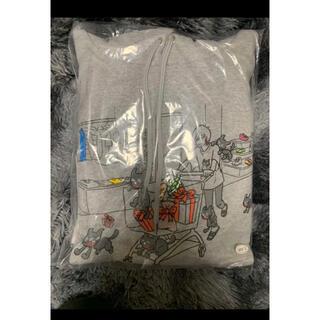 キヨ猫パーカー メンズ LEVEL.5 (パーカー)