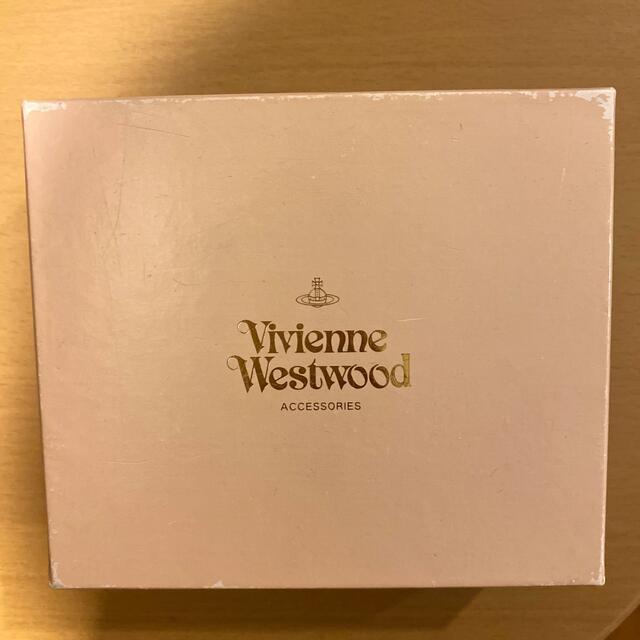 Vivienne Westwood(ヴィヴィアンウエストウッド)のヴィヴィアン ウエストウッド 三つ折り財布 レディースのファッション小物(財布)の商品写真