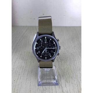 タイメックス(TIMEX)のTIMEX(タイメックス) クォーツミリタリーウォッチ メンズ 腕時計 クオーツ(その他)