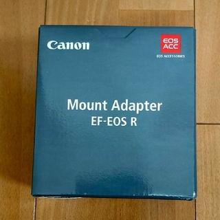Canon - 新品未使用 キャノン マウントアダプター