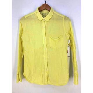 ヤヌーク(YANUK)のYANUK(ヤヌーク) スタンダードシャツ Y-Shirt エジプトコットン(シャツ/ブラウス(長袖/七分))