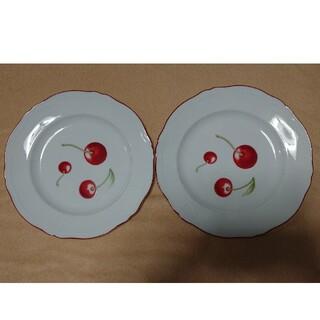 リチャードジノリ(Richard Ginori)のリチャードジノリ アンティコチェリー 皿(食器)