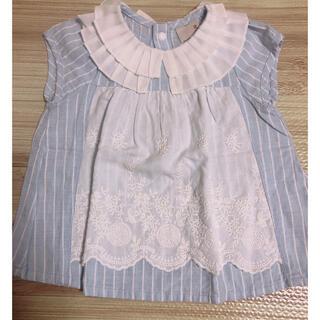 petit main - ベビー服 女の子 夏服