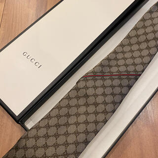 Gucci - ★GUCCI ★グッチ★ネクタイ★美品 ★